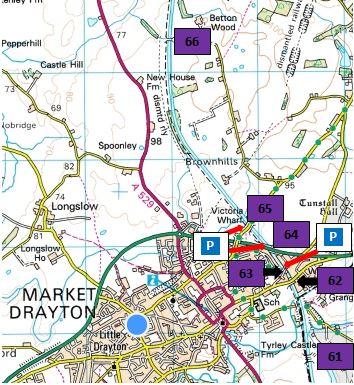 Market Drayton Canal - HAC